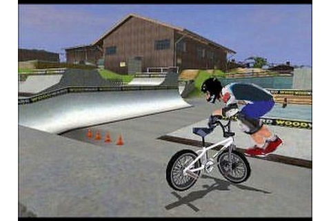 Dave Mirra Freestyle BMX 2 Gameplay - YouTube