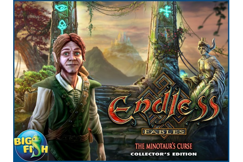 Endless Fables: The Minotaur's Curse - Hidden - iPad app ...