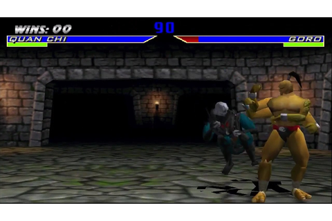 Mortal Kombat 4 Screenshots | GameFabrique