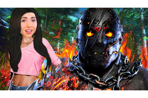 FRIDAY THE 13th GAME - SAVINI JASON!! (5 Hour Special ...