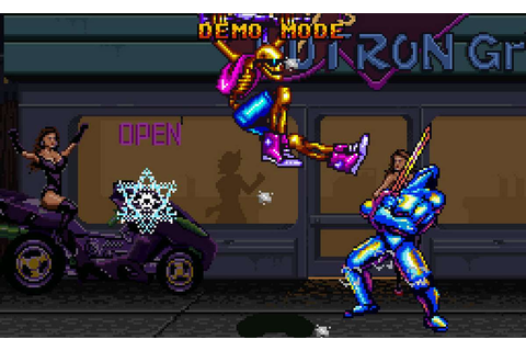 Double Dragon V: The Shadow Falls - SNES trucchi