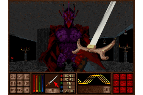 Download Amulets & Armor | DOS Games Archive