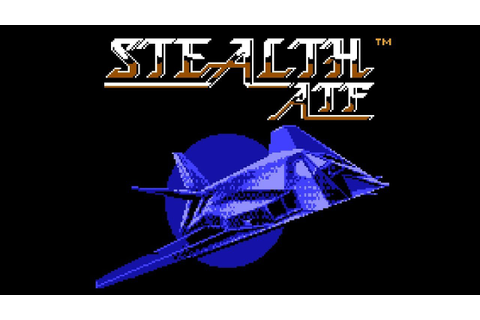 Stealth ATF - NES Gameplay - YouTube
