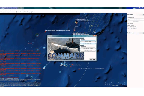 Command: Modern Air/Naval Operations Gameplay Review - YouTube