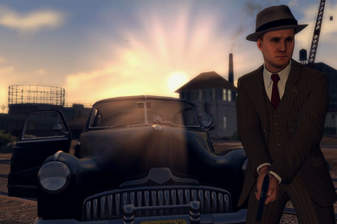 L.A. Noire makes smart use of the Switch's hardware ...