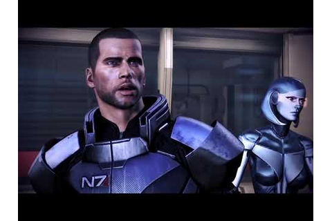 Mass Effect 3: Leviathan DLC Trailer : Games