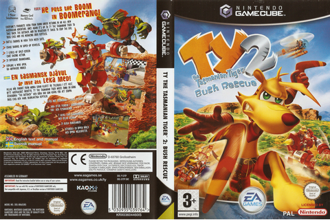 GYTP69 - Ty the Tasmanian Tiger 2: Bush Rescue