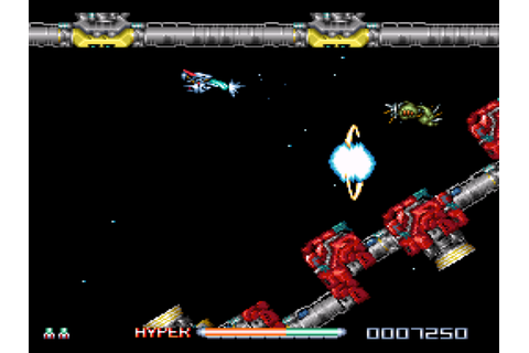 R-Type III: The Third Lightning Download Game | GameFabrique