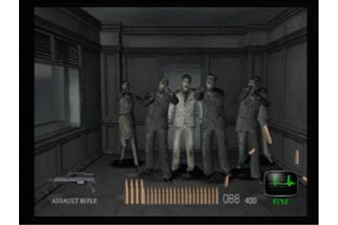 Resident Evil: Dead Aim - ps2 - Walkthrough and Guide ...