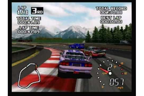 Let's Race - World Driver Championship(N64) - Orca Cup ...