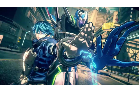 Astral Chain Gameplay - Platinum Games Switch Exclusive ...