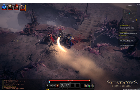 Buy Shadows: Heretic Kingdoms PC Game | Steam Download