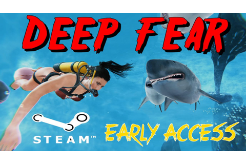 DEEP FEAR - STEAM Early Access PC game review by Xzulas ...