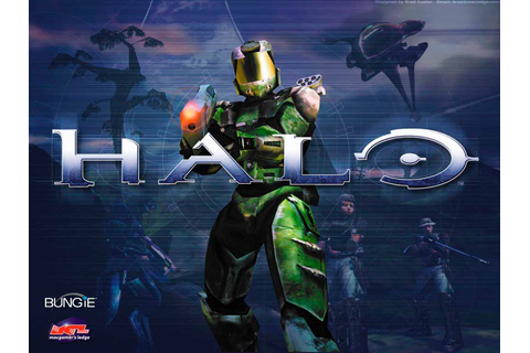 Halo-Game | 101 Books