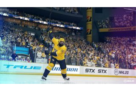 NHL 20 - New Features Overview - EA SPORTS Official Site