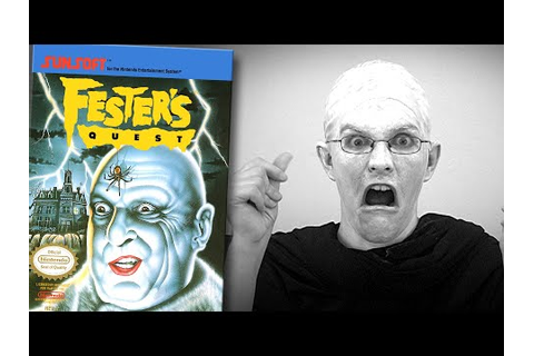 Fester's Quest - NES - Angry Video Game Nerd - Episode 34 ...