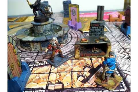 Ye Olde Inn's Community Blog on HeroQuest: Dragon Strike ...