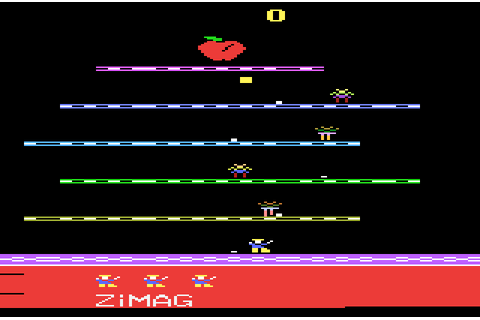 Atari 2600 Game Reviews: Hunchy II through Inca Gold ...