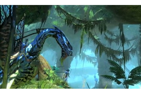 James Cameron's Avatar: The Game Review for Nintendo DS ...