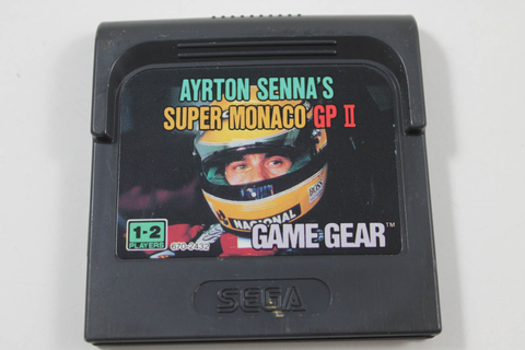 Super Monaco GP II - Sega Game Gear
