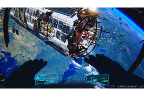 Adrift Gameplay Trailer (PS4) ~ (Xbox One) ~ New Space ...