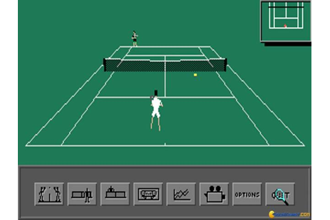 4D Sports Tennis download PC