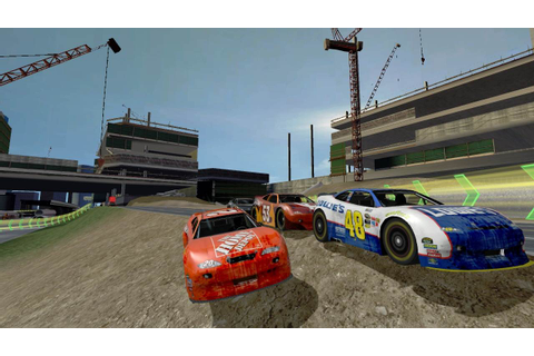 NASCAR Unleashed – Four New Screens Released