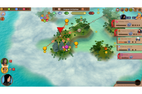 Renowned Explorers: The Emperor's Challenge on Steam