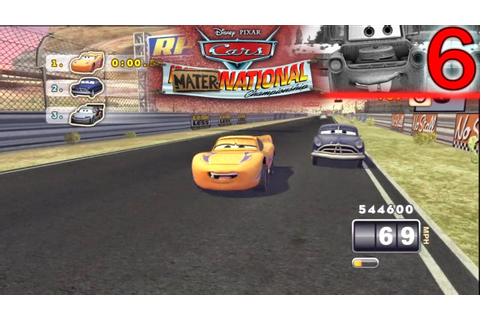 Cars Mater National Championship PC Game Download - My On HAX