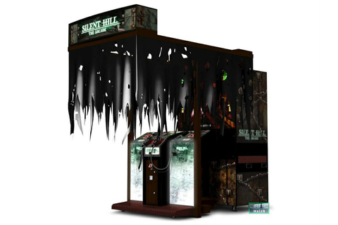 Silent Hill: The Arcade Deluxe Arcade Machine | Liberty Games