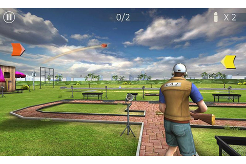 Skeet Shooting 3D APK Download - Free Sports GAME for ...