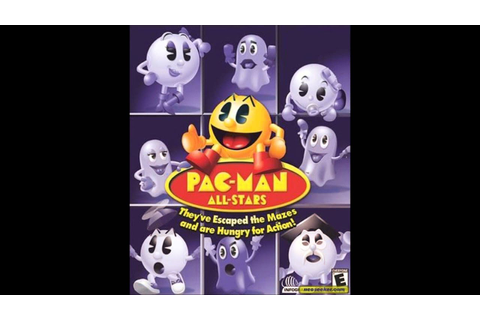 Pac-man All-Stars: Wandy's Castle - YouTube