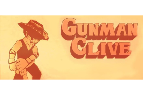 Review: Gunman Clive (3DS)