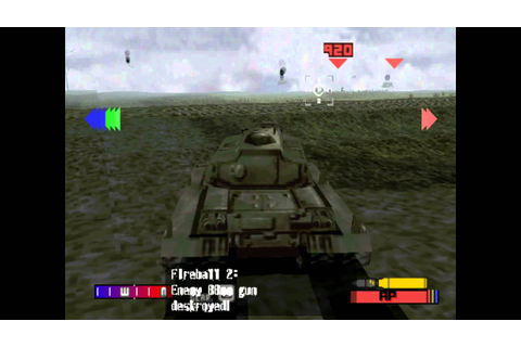 Panzer Front Gameplay - YouTube