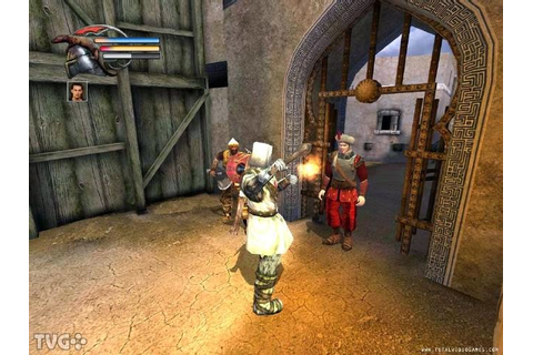 Knights of the Temple Infernal Crusade Game Download ...