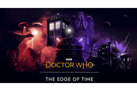 'Doctor Who: The Edge of Time' VR game arrives November ...