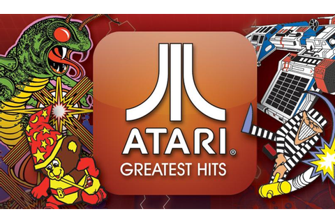 Atari releases Greatest Hits game pack for Android