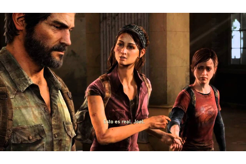 The Last of Us - Tess Death - YouTube
