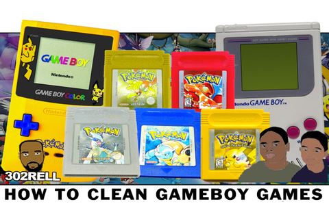 Gameboy Pokemon Games | www.imgkid.com - The Image Kid Has It!