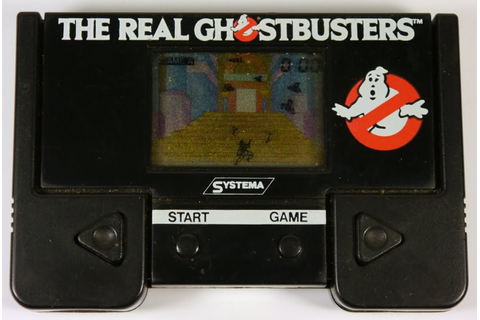 Watch my Game: The Real Ghostbusters - Systema
