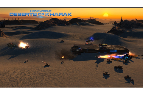 Homeworld: Deserts of Kharak - Screenshot-Galerie ...