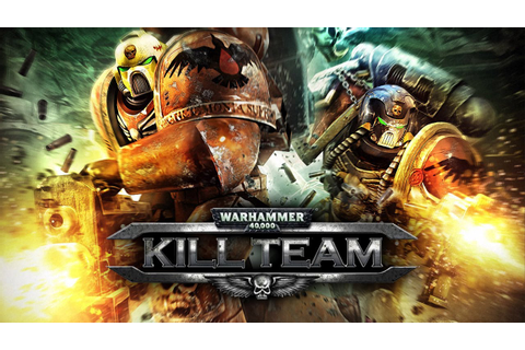 Warhammer 40,000: Kill Team Gameplay (PC HD) - YouTube