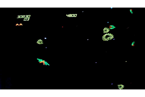 Space Fury arcade coin-op (1981) - YouTube