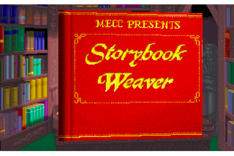 Storybook Weaver, 80s Style | media archaeology | media ...