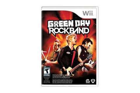 Green Day: Rock Band Wii Game - Newegg.com