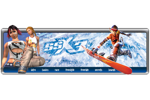 SSX 3 - xbox - Walkthrough and Guide - Page 1 - GameSpy