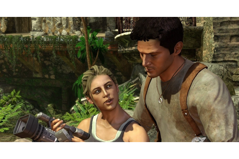 My Kingdom for a Game: Review: Uncharted: Drake's Fortune