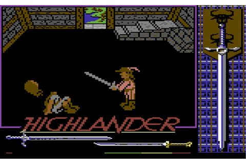 Download Highlander - My Abandonware