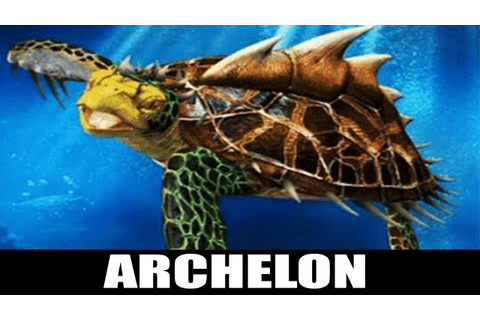 ARCHELON LEVEL 40 - NEW Aquatic Dino - Jurassic World The ...