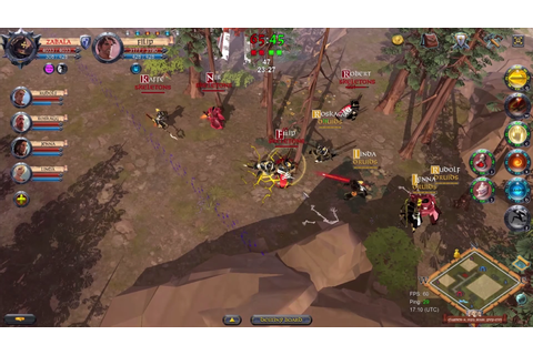 Sandbox MMO Albion Online Enters Closed Beta on Monday ...